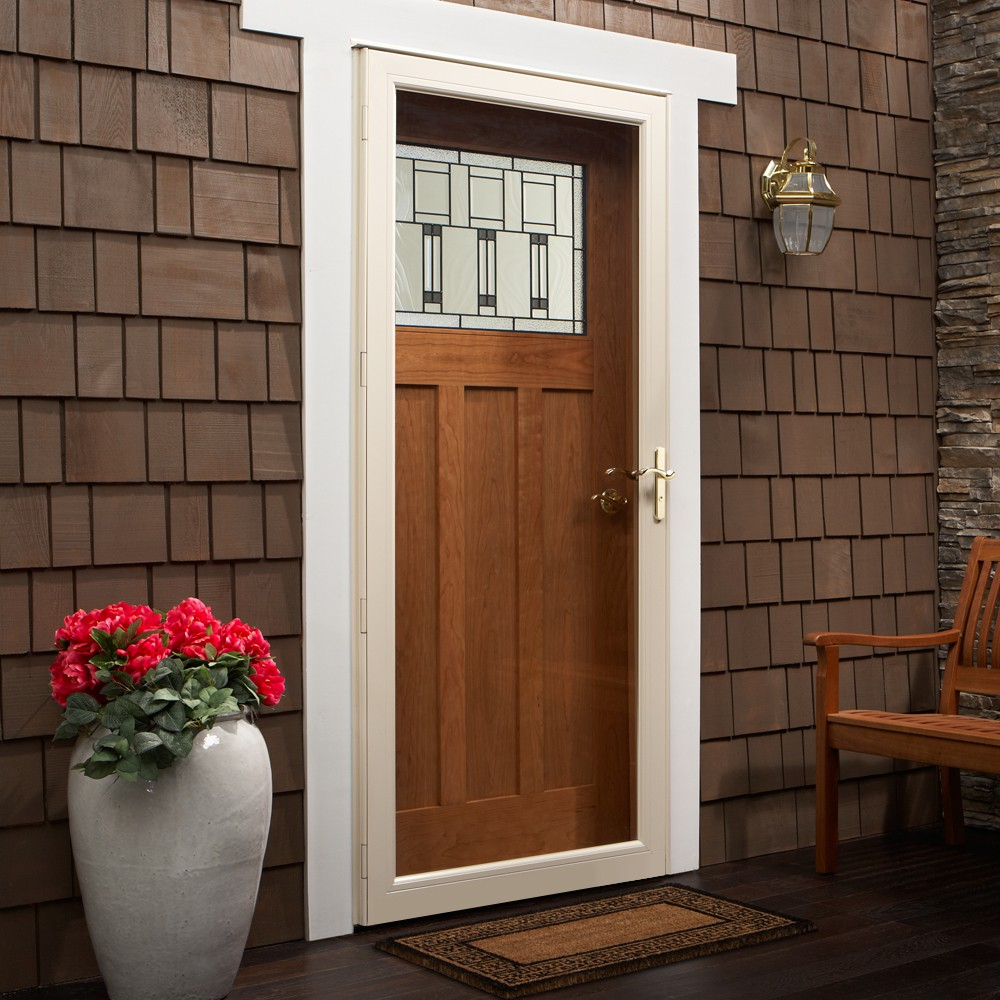 Storm Door Installation – Dr J\'s Window and Screen Hospital